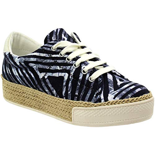 Dolce Vita Womens Tala Casual Athletic & Sneakers Navy