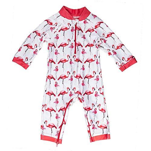 Fabulous Flamingo - Baby Swimsuit - Certified UPF 50+