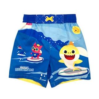Infant Boy Baby Shark Swim Trunk 24M