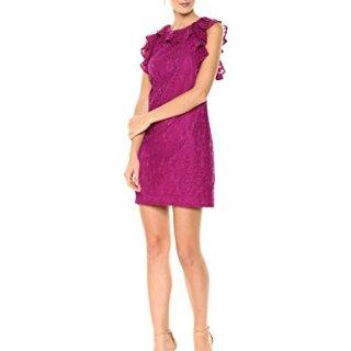 Trina Trina Turk Women's Oakray Dress, Dewberry