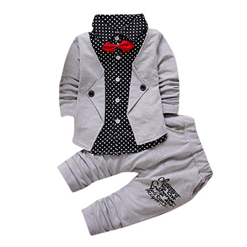 Aile Rabbit Baby Boy Gentry Clothes Set Formal Party