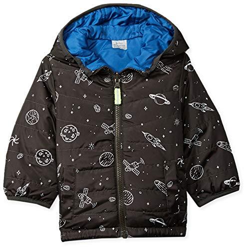 Osh Kosh Baby Boys Reversible Midweight Jacket