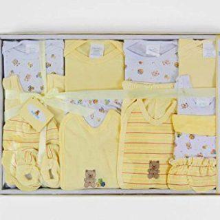 Big Oshi 15 Piece Layette Newborn Baby Gift Set