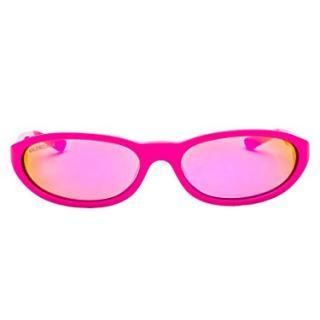 Balenciaga Women's Fuchsia Acetate Sunglasses