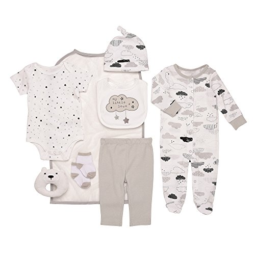 Mini B. by Baby Starters 9-Piece My Little Love Layette Gift Set