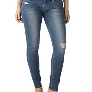 Signature by Levi Strauss & Co. Women's Low Rise Premium Stretch Jeggings