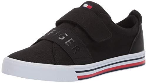 Tommy Hilfiger Baby Kids' Arrin Gore Sneaker Black
