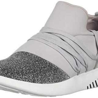 DV by Dolce Vita Women's Rumble Sneaker Grey Fabric