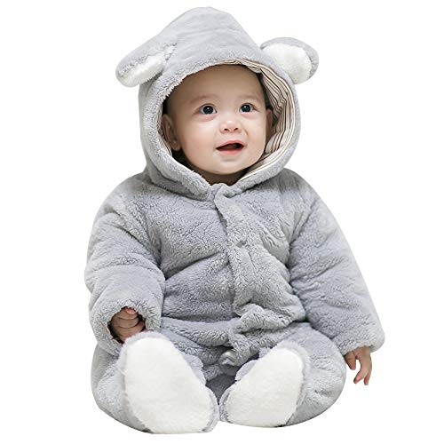 mikistory Infant Romper Newborn Unisex Costume for Baby