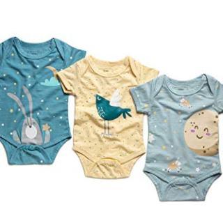 Newborn 9-12 Months Baby Girl/Boy Natural Organic