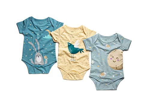 Newborn 9-12 Months Baby Girl/Boy Natural Organic