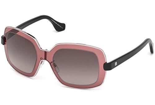 Balenciaga SUNGLASSES shiny pink Frame roviex Lens