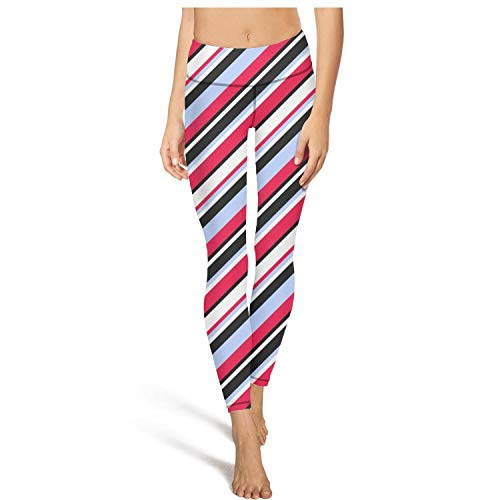 HOTRE Stripe Leggins Yoga Pants for Womens