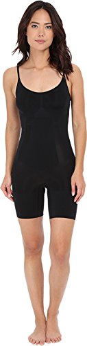 SPANX Women's Oncore Shapesuit, Very Very Black, MD