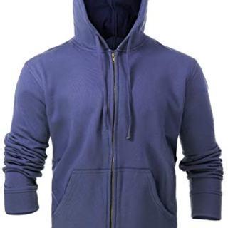 Flame Resistant FR Fleece Hoodies - 100% C - Heavy Weight