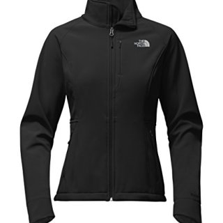 The North Face Women's Apex Bionic 2 Jacket TNF Black/Mid Grey Medium