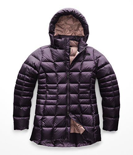 The North Face Women's Transit Jacket II Galaxy Purple Medium