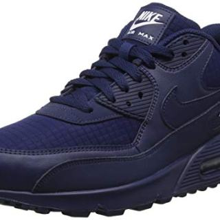 Nike: Men's Air Max Essential Midnight Navy/White Sneaker