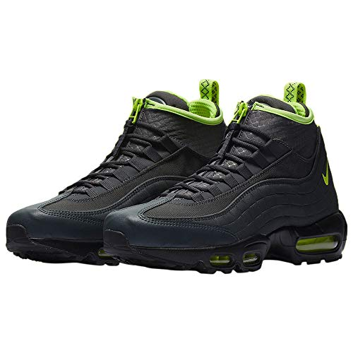 Nike: Men's Air Max 95 Anthracite/Volt/Dark Grey-Black Sneaker
