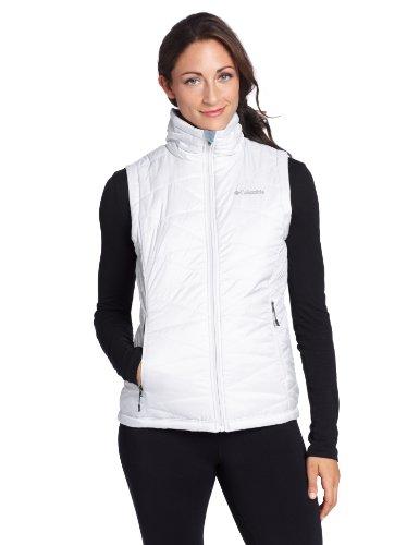 Columbia Women's Mighty Lite III Vest(White, Medium)