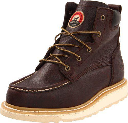 "Irish Setter Men's 6"" Work Boot,Brown"