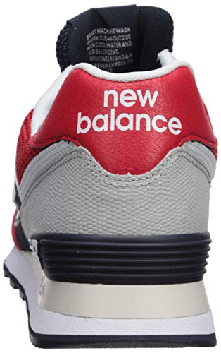 separation shoes f49d0 100e5 New Balance Men's Iconic Sneaker, Team red/Pigment