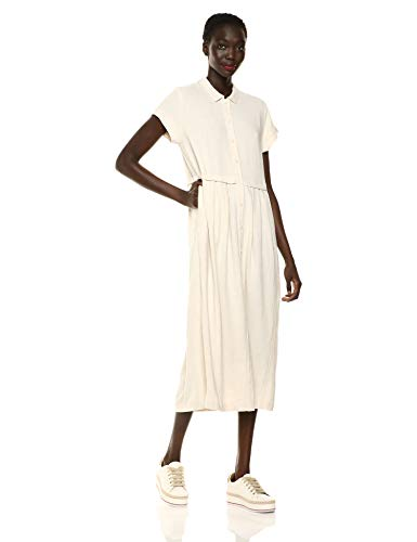 Rachel Pally Women's Linen ANDI Dress, Natural, M