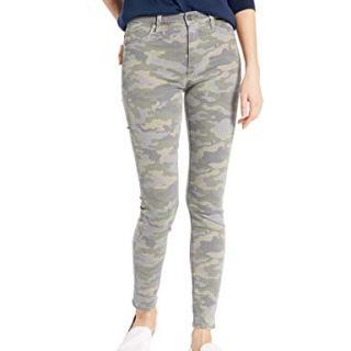 Hudson Jeans Women's Barbara HIGH Waist Super Skinny Ankle