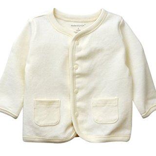 Dordor & Gorgor Organic Toddler Kids Baby Cardigan Top