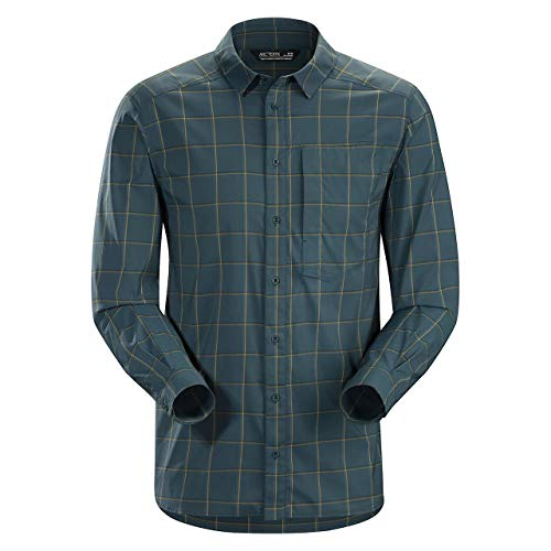 Arc'teryx Riel Shirt LS Men's (Astrosphere, Large)