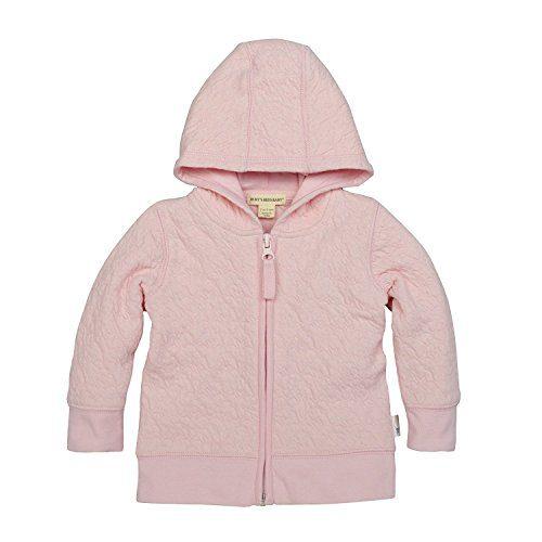 Burt's Bees Baby Unisex Baby Jacket, Hooded Coat