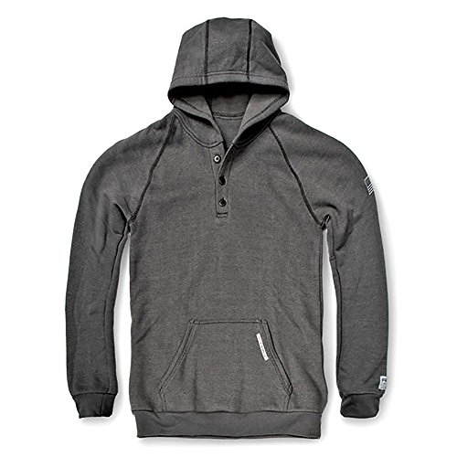 Tyndale Versa Three Button FR Sweatshirt