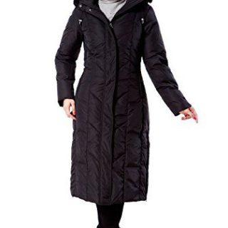 "BGSD Women's ""Tisha"" Water Resistant Down Parka Coat"