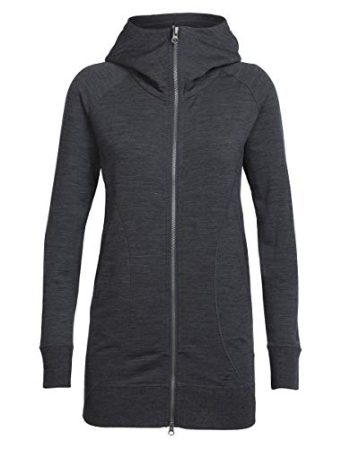 Icebreaker Merino Women's Dia Long Hooded Jacket