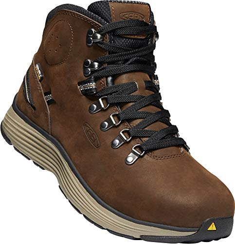 KEEN Utility - Men's Manchester 6'' WP (Aluminum Toe) Waterproof