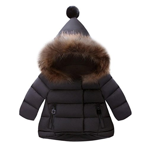 DaySeventh Latest Baby Toddler Girls Boys Down Jacket Coat