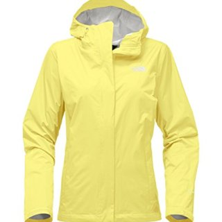 The North Face Women's Venture 2 Jacket Stinger Yellow - L