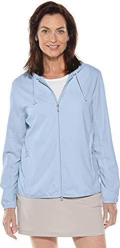 Coolibar UPF 50+ Women's Packable Sunblock Jacket