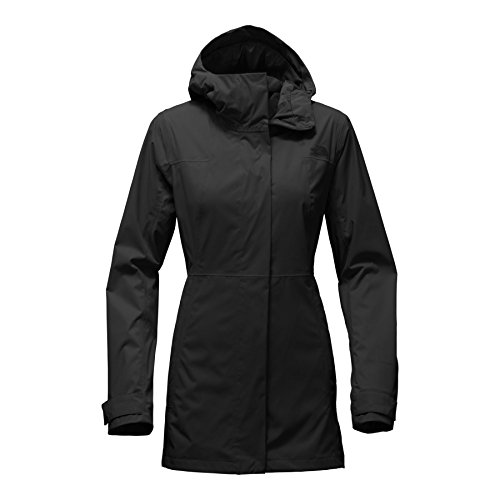 The North Face Women's City Midi Trench TNF Black Medium