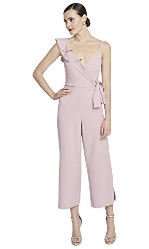 RACHEL Rachel Roy Women's Reed Wrap Jumpsuit