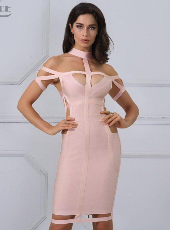 Adyce 19 New Women Bandage Dress Celebrity Evening Party