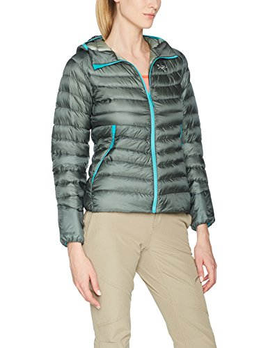 Arc'teryx Women's Cerium LT Hoodie Boxcar Sweatshirt