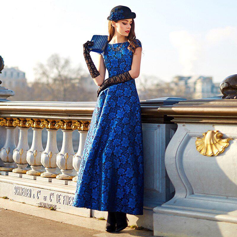 High Quality Plus size fashion women summer dress