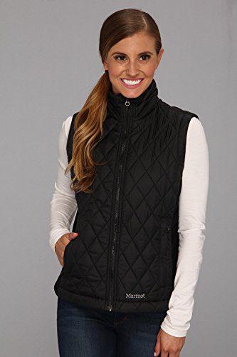 Marmot Women's Kitzbuhel Vest, Black SM