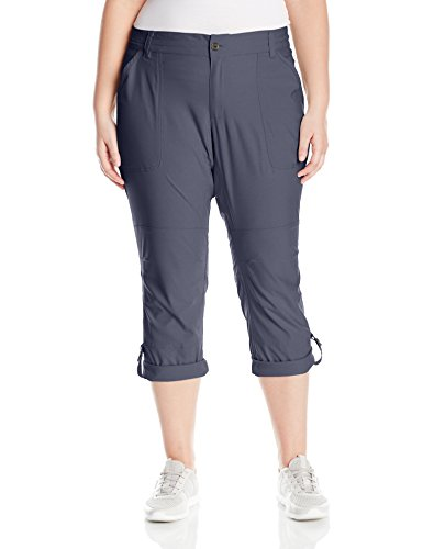 Columbia Women's Plus Pilsner Peak Pants, Nocturnal