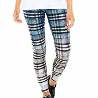 Women Photo Real Print Performance Leggings