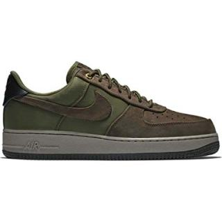 Nike Men's Air Force 1 Low Baroque Brown/Army Olive