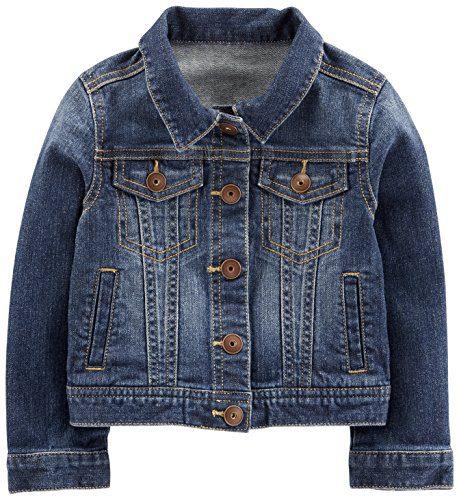 Simple Joys by Carter's Baby Girls' Denim Jacket