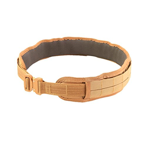 "HSGI Slim Grip Padded Belt - Small 30.5"" end to end, previously small Belt"