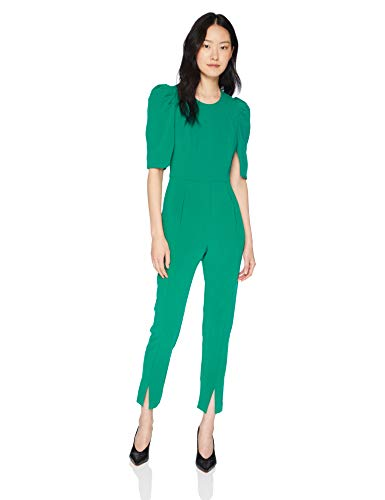Black Halo Women's Russo Jumpsuit, Matcha, 2